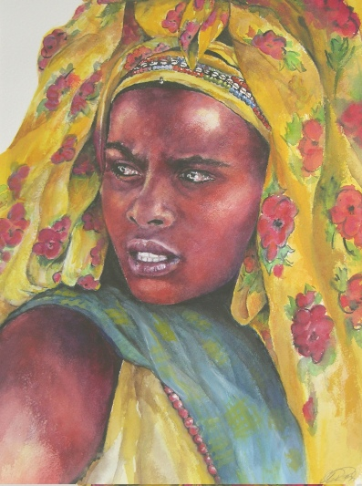 beautiful-african-woman-painting-10